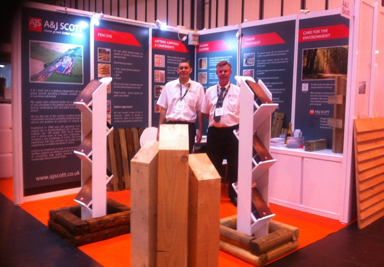 A&J Scott at Timber Expo